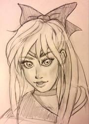 Sailor Venus by mollyisacatlady