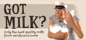 Got Milk? by Pannox