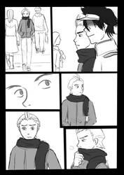 Claypollo minicomic page 1 by amaita97