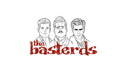 Inglorious basterds sketch by 8JR8