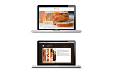 Restaurant webpage 2 by 8JR8