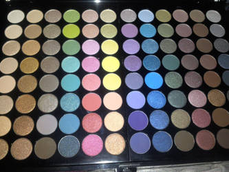 Make-up colors by Myryelfe