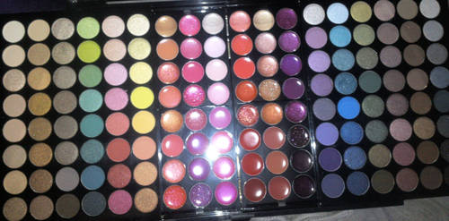 make-up colors II by Myryelfe