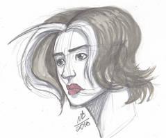 Rogue Sketch by ConstantScribbles