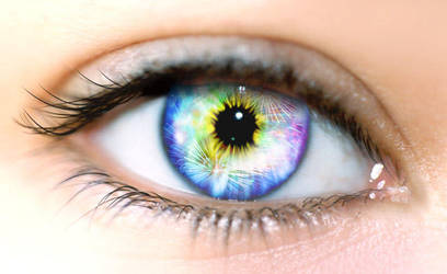 Eye serie 1 by MelckyXY
