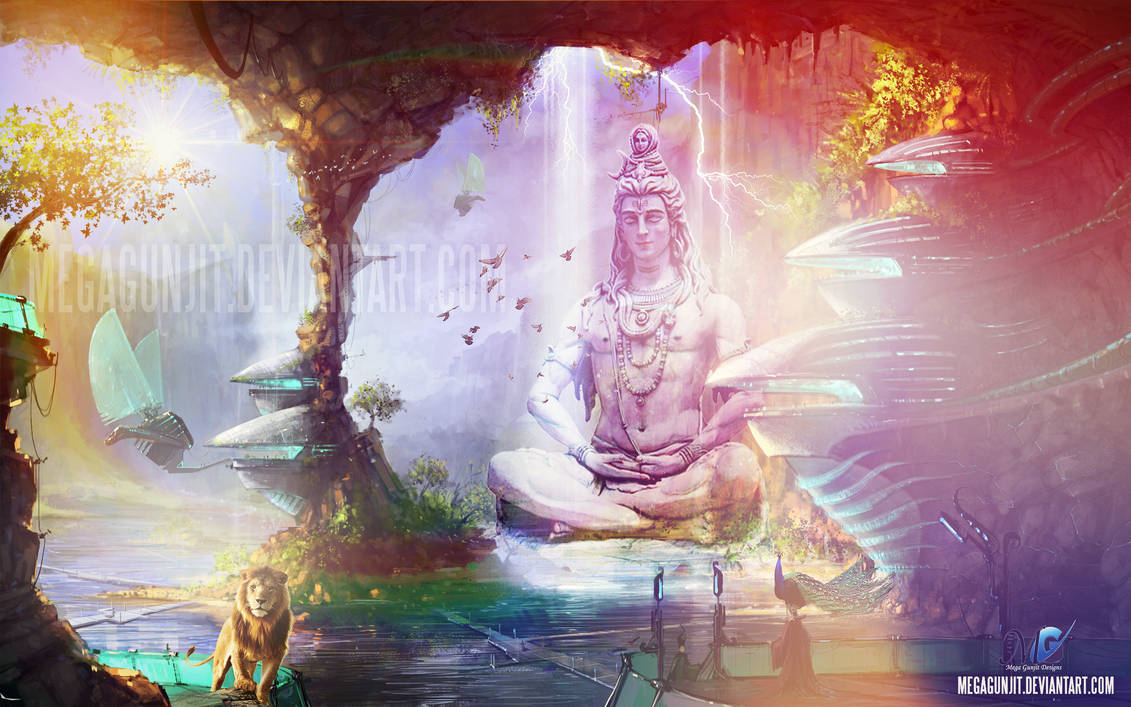 Lord Shiva Wallpapers Saavan Month Special New By Megagunjit On