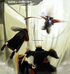 Naruto: Jiraiya by dothakz