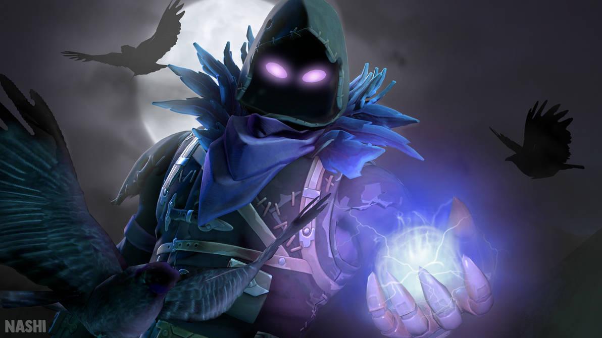 SFM - Fortnite | Raven
