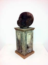 Babyhead Trophy by spookymonkey