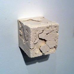 Broken Cube by spookymonkey