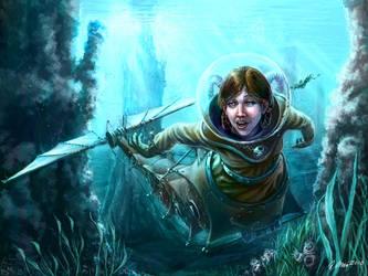 Underwater Explorer by judgefang