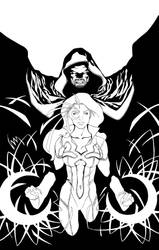 Cloak and Dagger Inks by Dub-T