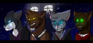 Doctor Mew by Nyltiac-and-Firestar