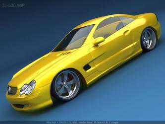 SL-500 by Siregar3D