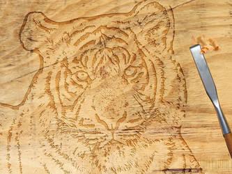 Wooden by xmilek