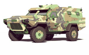 Light Wheeled APC by GGMVDB