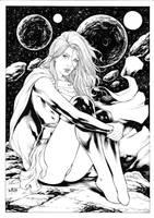 Supergirl by Leomatos2014