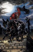 Venom and Toxin by DAVID-OCAMPO