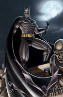 The Dark Knight by DAVID-OCAMPO