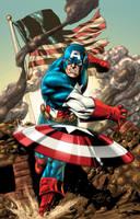 Cap Attack by wordmongerer