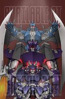 HoD - Botcon Print by wordmongerer