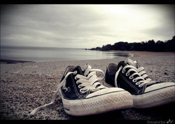 Converse... All Star by Zsilenty