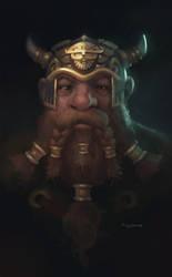 Dwarf by kolokas