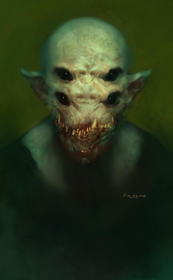 Alien by kolokas