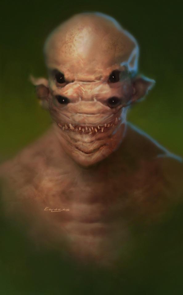 Alien II by kolokas