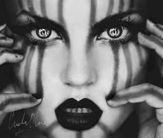 black widow. by cristina-otero