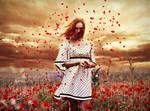 heart warder. by cristina-otero