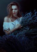 she who waits. by cristina-otero