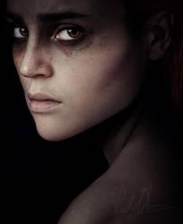 strangers. by cristina-otero