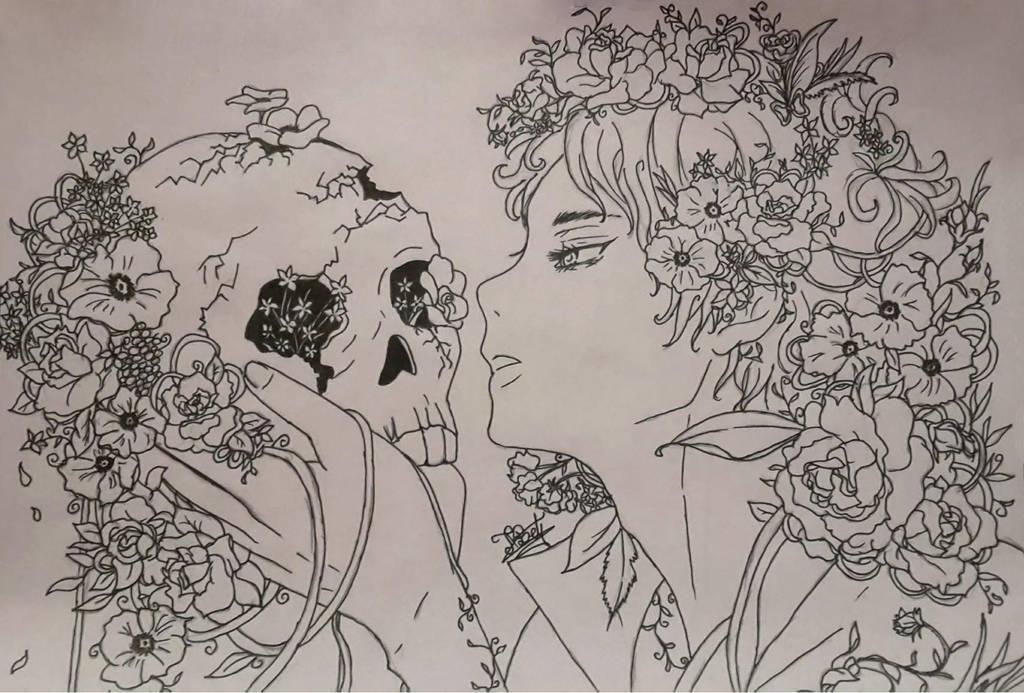 Hamlet by Iuzumi