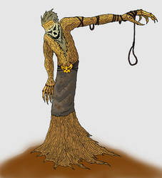 Gallows - The Hanging Tree by BlueLobster1979