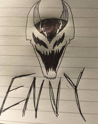 Envy by Arkhamanger