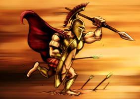 Achilles by Noumier