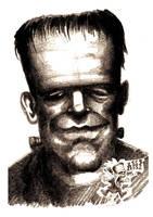 Frankenstein by Noumier