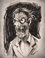 Two Face by Noumier