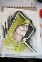 Arrow by Noumier