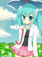 Vocaloid: Melt by hanahello