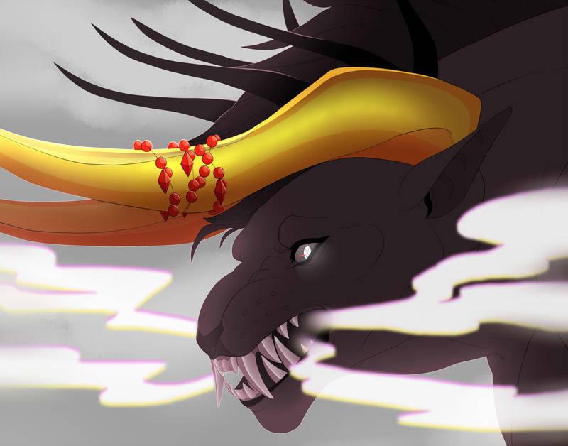 Bae-hemoth by GoldieClaws