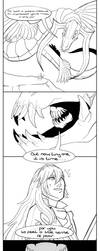 The true face of Grima by GoldieClaws