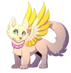 Art Raffle - 186lilly by GoldieClaws