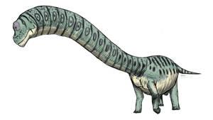 Phuwaingosaurus  sirinthornae by namodinosaur