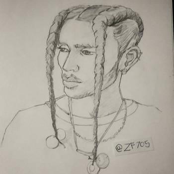 Portrait 11 by zf705