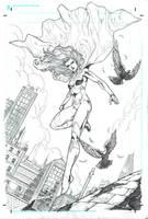 Supergirl by IwanNazif