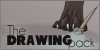 The drawing pack - Logo by HBLD