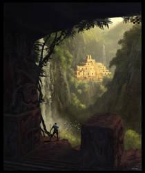 Hidden Valley by Gaius31duke