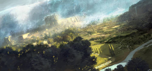 The Fall of Atlantis by Gaius31duke